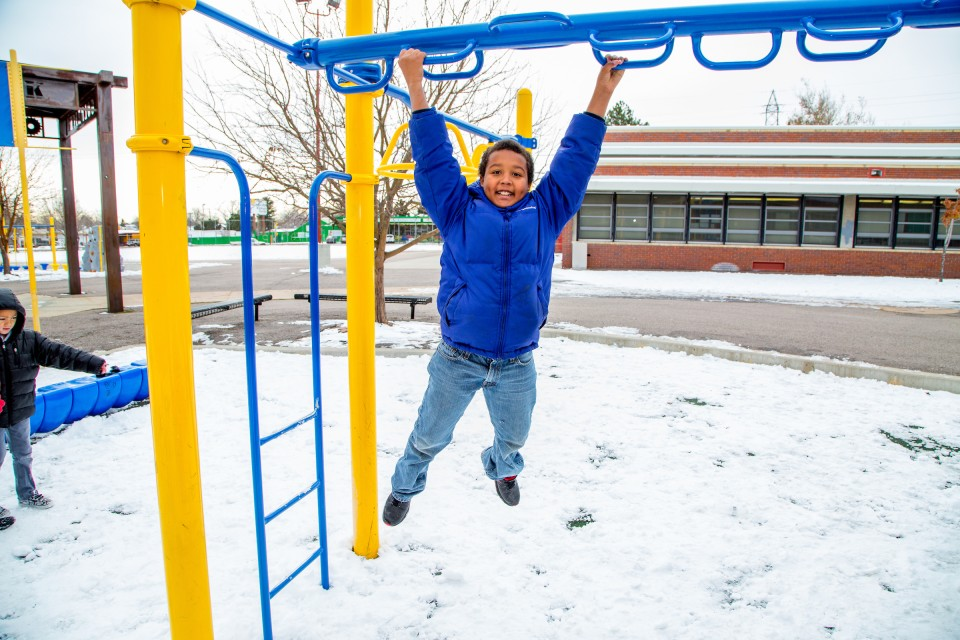 Winter break is Dec. 22 through Jan. 5 for DPS students