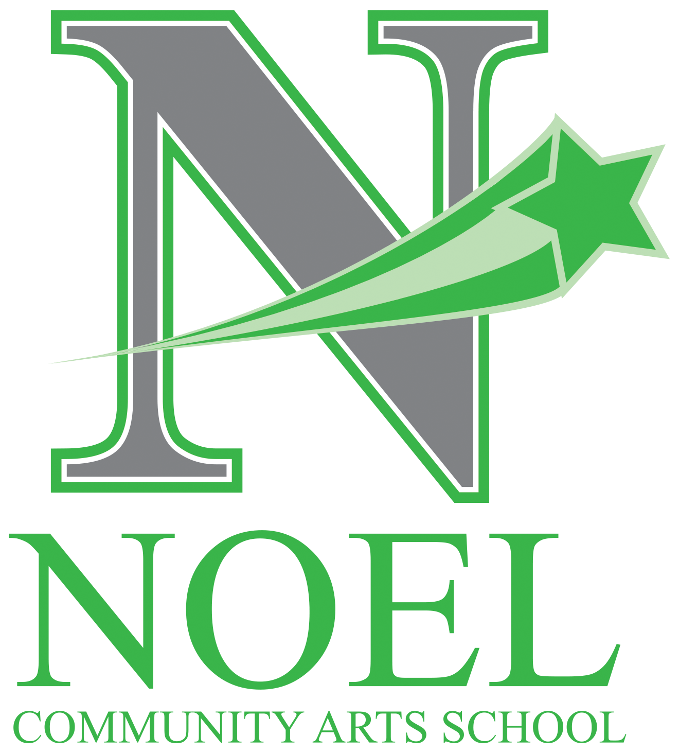 Noel Community Arts School logo