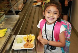 DPS is ensuring that children receive nutritious meals when school is not in session