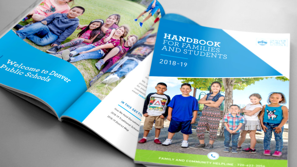 2018-19 District Map and Handbook for Families and Students ... on