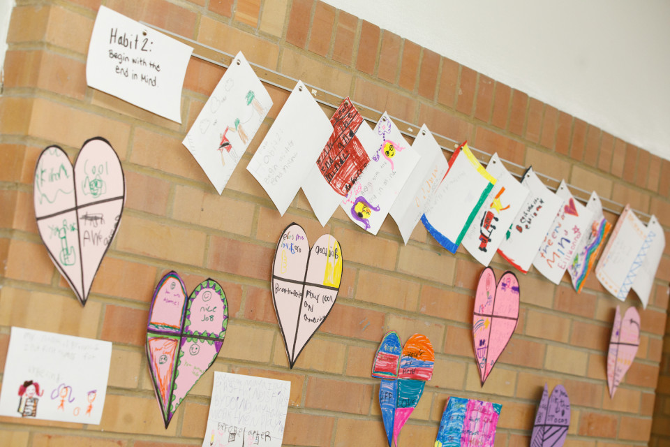 Swansea Elementary student art