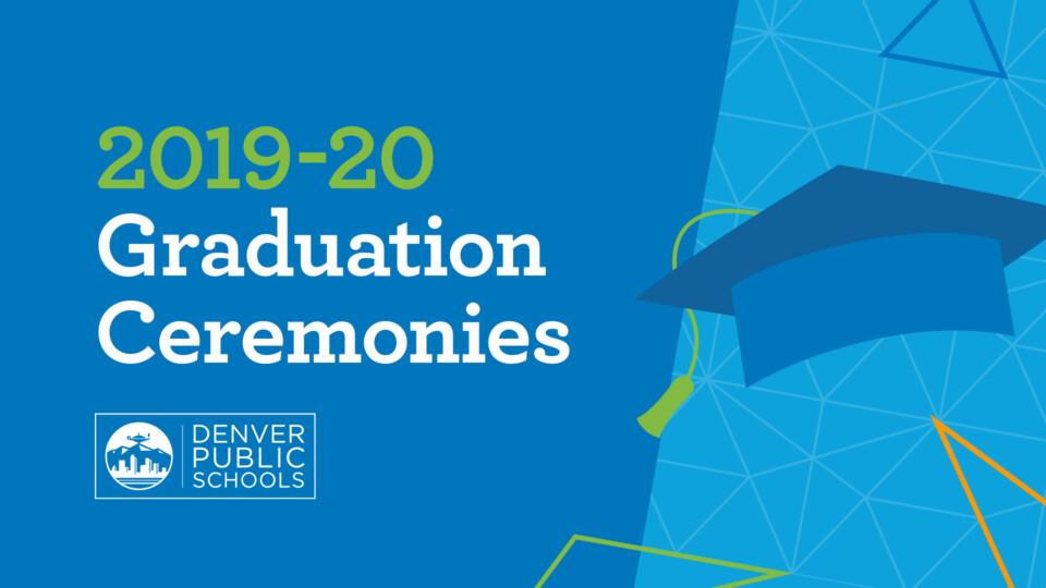 2019-20 Graduation Ceremonies