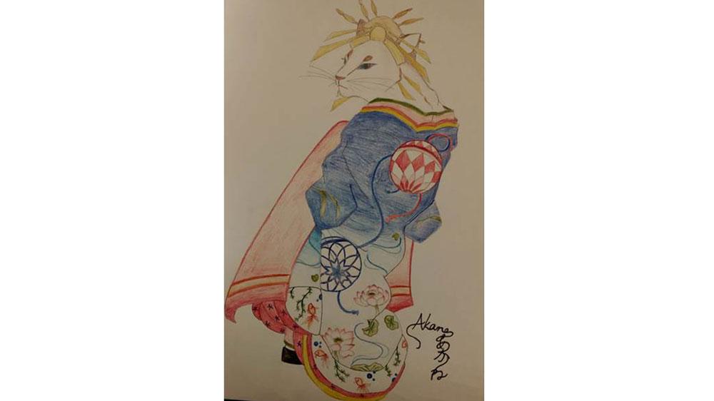 Asian American Pacific Islander Heritage Month student art