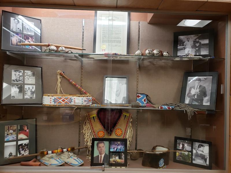 Pawnee Nation artifacts