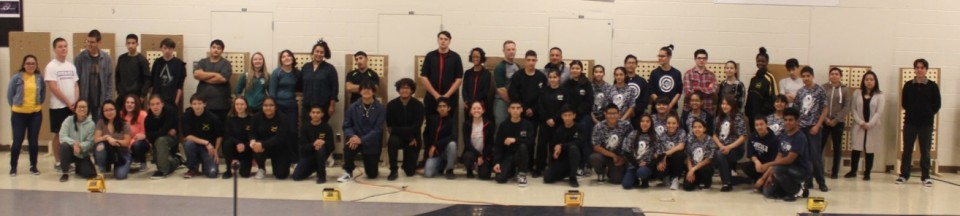 JROTC Conducts Inaugural Air Rifle Competition in Denver