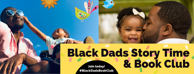 Black Dads Story Time and Book Club