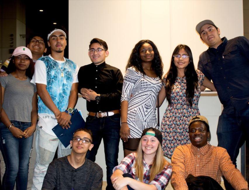 CareerLaunch Internship students.