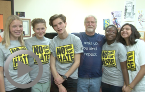 DPS Features Video: Students Stand Up to Hate and Intolerance