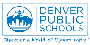 "DPS logo with tagline that reads ""Discovery a World of Opportunity"""