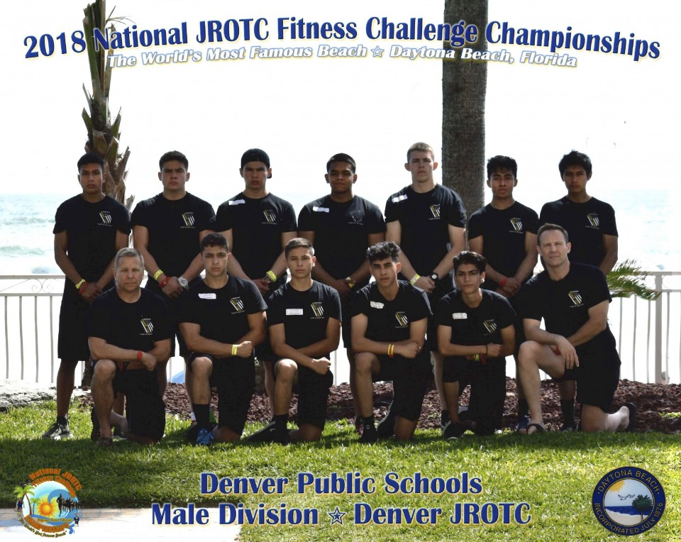 DPS Students Place in National Fitness Competition in Daytona Beach