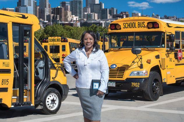 Nicole Portee, Executive Director of Transportation