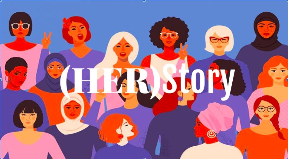 (Her)Story illustration of women