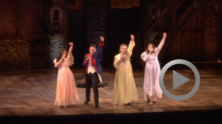 "Students Embrace ""Their Shot"" With Hamilton Competition"