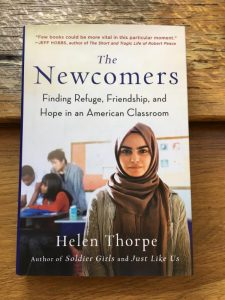 Helen Thorpe's new book is called The Newcomers