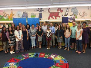 Knapp Educators Celebrating 2018 CMAS Results