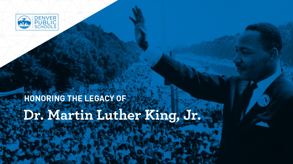 Honoring the legacy of Dr. Martin Luther King Jr.