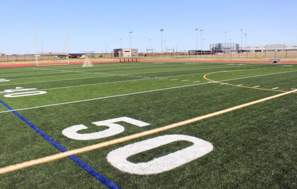 Northfield football field