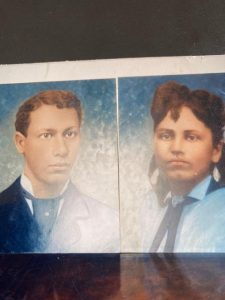 Parents of Sylvia Bookhardt's grandfather