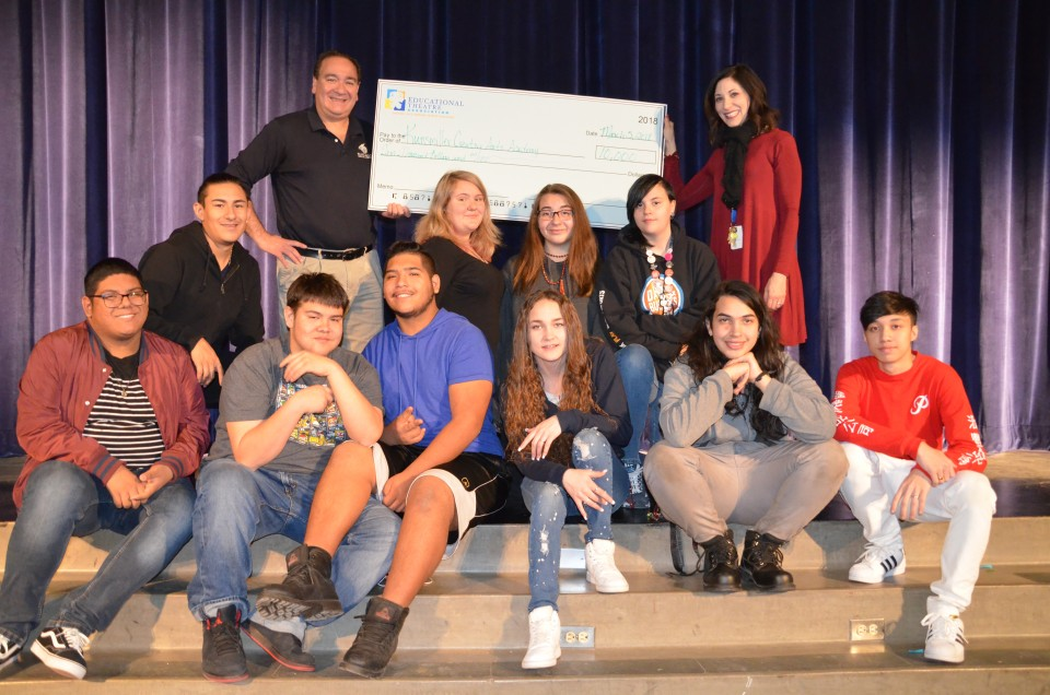 Kunsmiller Creative Arts Academy one of 50 Schools Nationwide to Win $10,000 Grant