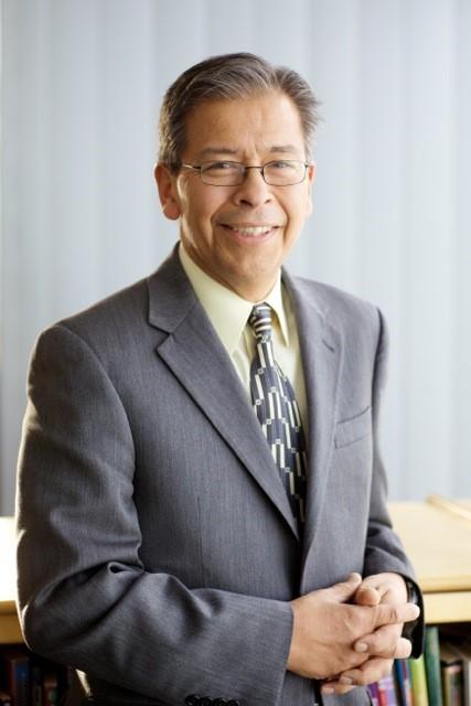 Interim Superintendent Dr. Ron Cabrera