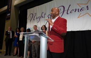 Troy Garner at DPS Night of Honor