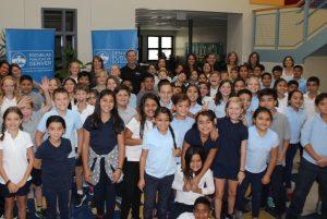 Valdez Elementary Students