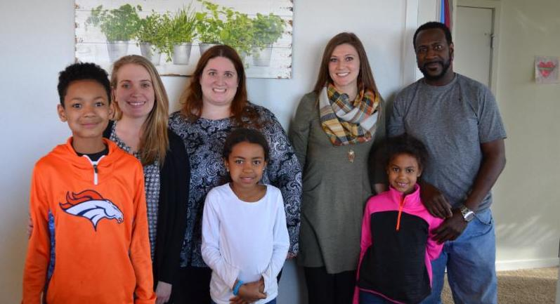 Cheltenham Elementary teachers Holly Charles, Laura Luscinski and Elisabeth Watkins met with their third- and fourth-grade students during this week's Parent Teacher Home Visit Week.