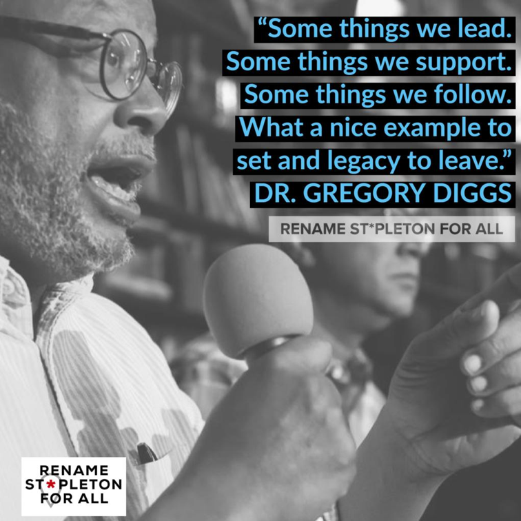 Dr. Gregory Diggs