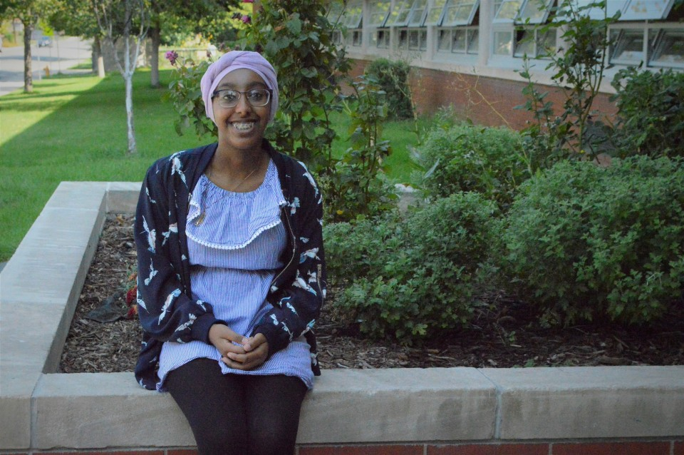 Venture Prep junior Maymuna Jeylani will share her poetry along-side a prominent and nationally recognized author.