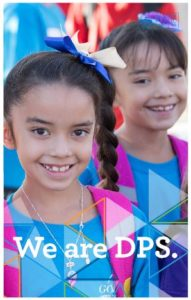 we are dps poster
